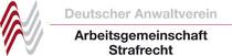 Deutscher Anwaltverein, Arbeitsgemeinschaft Strafrecht, Strafverteidigung